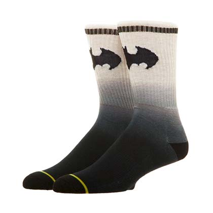 Batman Ombre Crew Socks