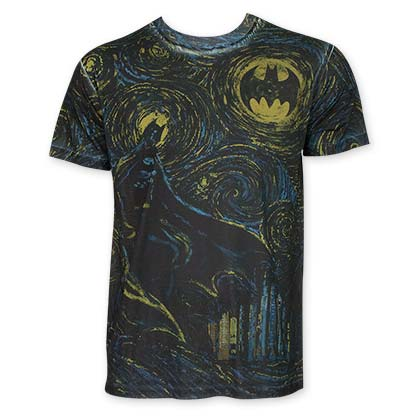 Batman Starry Knight Sublimated T-Shirt