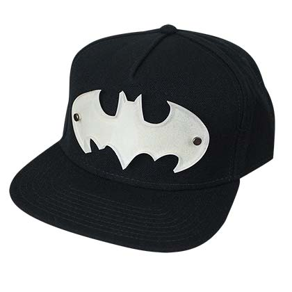 Batman Glow In The Dark Black Snapback Hat