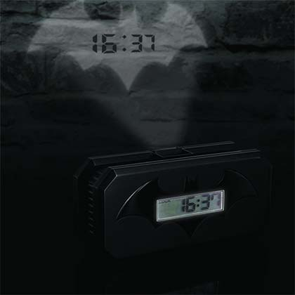 Batman Projector Digital Alarm Clock