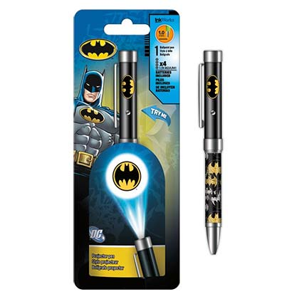 Batman Projector Light Ballpoint Pen