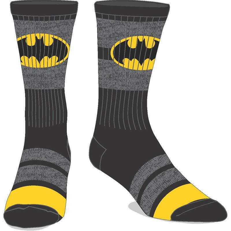 Batman Men's Varsity Crew Socks