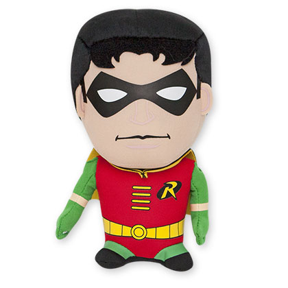 Batman And Robin Red And Green Robin Plush Doll