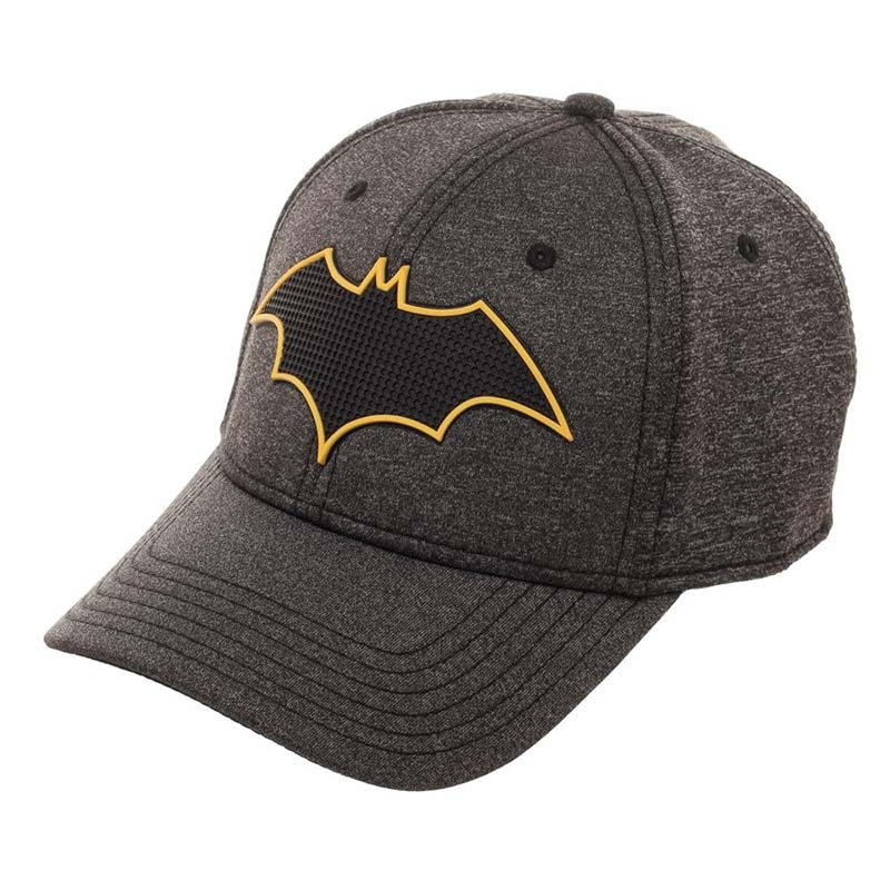 Batman Grey New 52 Flexfit Hat