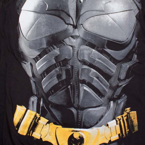 Batman The Dark Knight Costume Shirt With Cape