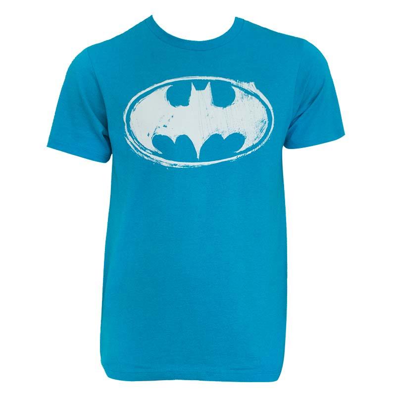 Batman Aqua Tee Shirt