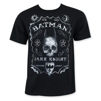 Batman Jack Daniels Style Dark Knight T-Shirt