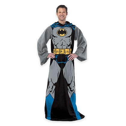 Batman Adult Muscle Snuggie