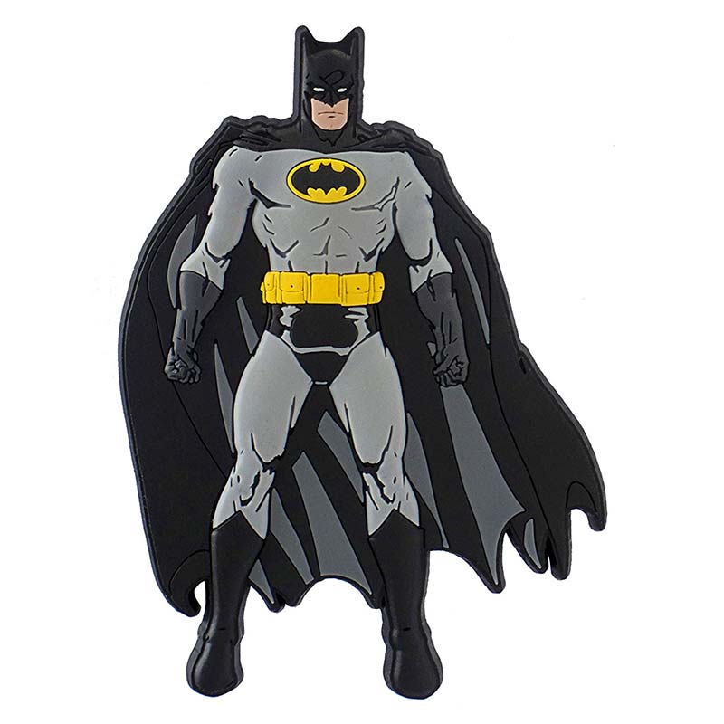 Batman PVC Soft Touch Magnet