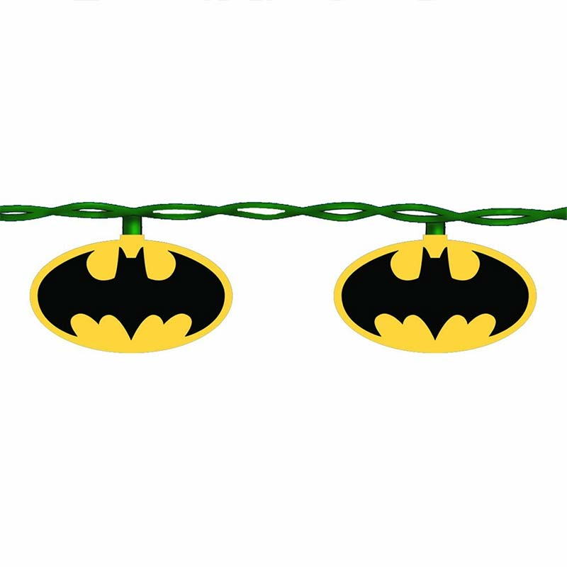 Batman String Lights