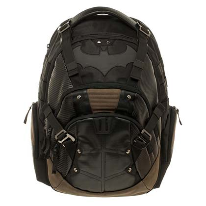 Batman High End Tactical Reflective Laptop Backpack