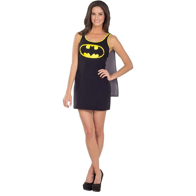 Batman Cape Costume Dress