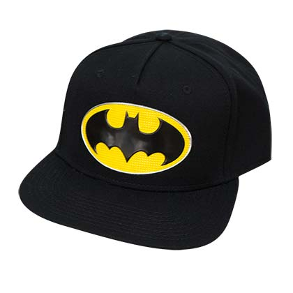 Batman Vinyl Logo Hat