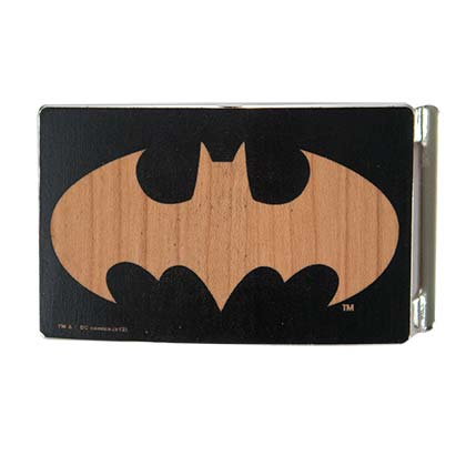 Batman Logo Rock Star Belt Buckle