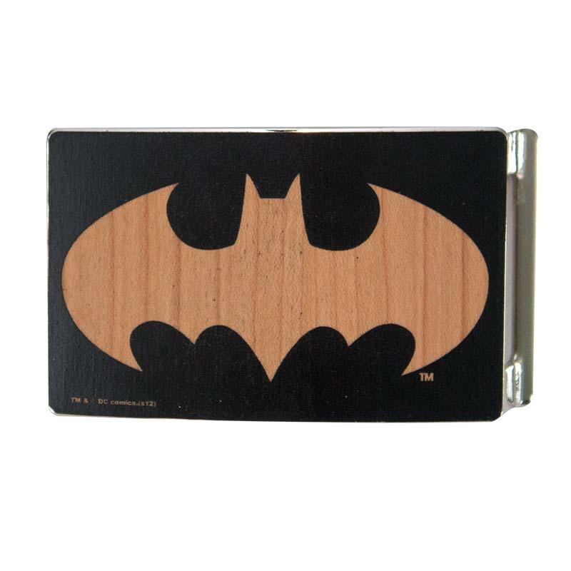 Batman Logo Rock Star Belt Buckle
