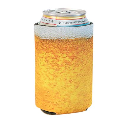 Beer Bubbly Koozie