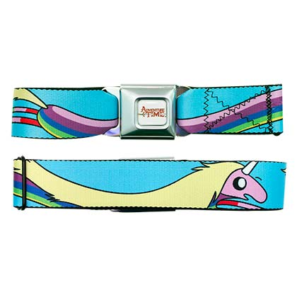 Adventure Time Princess Unicorn Seatbelt Belt