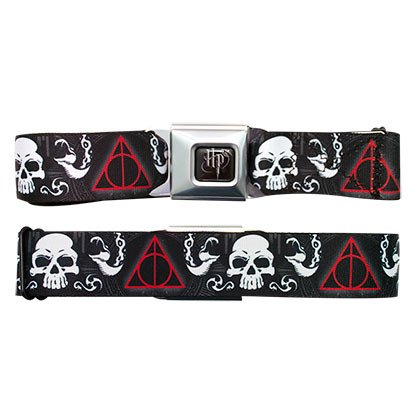 Harry Potter Movie Deathly Hallows Belt