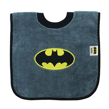 Batman Pullover Superhero Bib