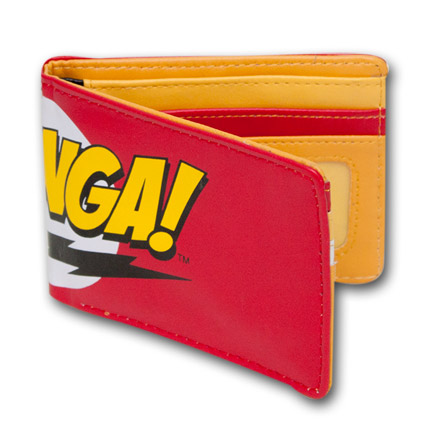 Big Bang Theory Bazinga Wallet