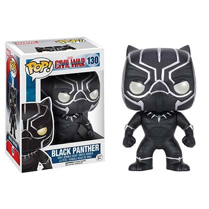 Funko Pop Black Panther Bobble Head
