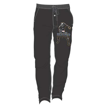 Black Panther Men's Lounge Sweatpants