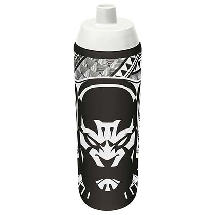 Black Panther Monochrome 24oz Water Bottle