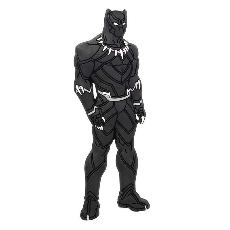 Black Panther Rubber Mega Magnet