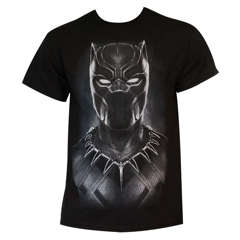Black Panther Cartoon Lurking Darkness Black
