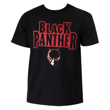Black Panther Panther Logo Black