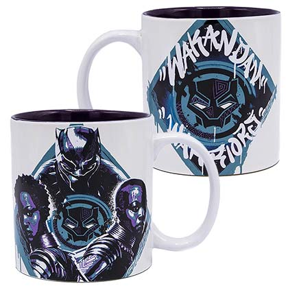 Black Panther 20 Ounce Mug