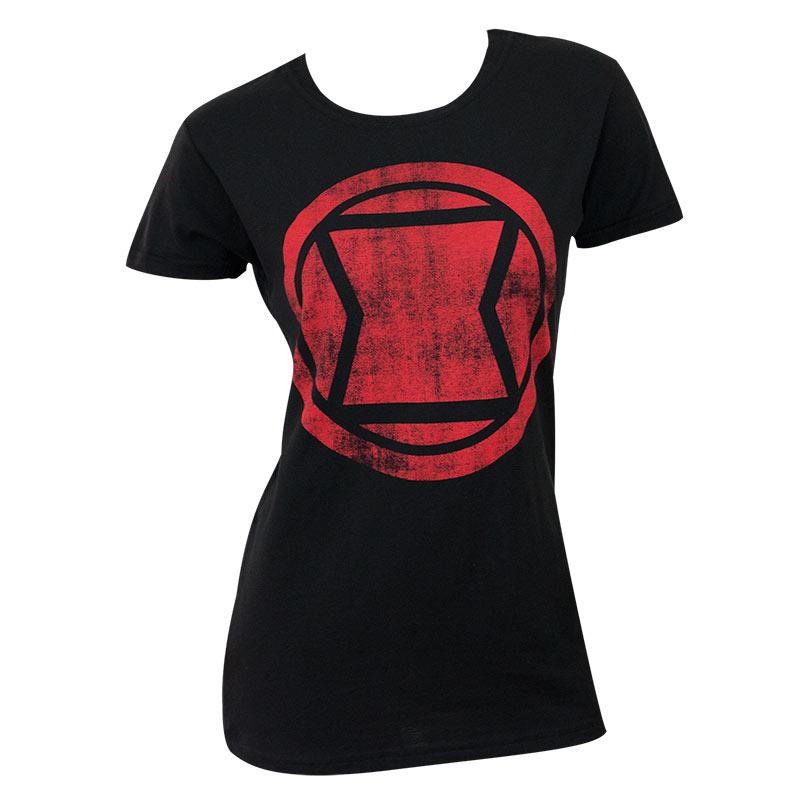 Black Widow Women's Logo T-Shirt