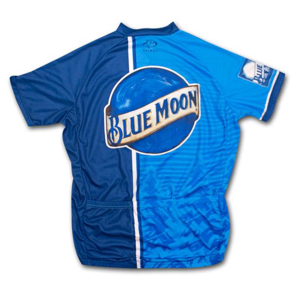 Blue Moon Cycling Jersey Blue