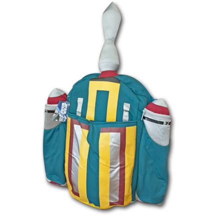 Star Wars Boba Fett Plush Jetpack Backpack