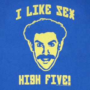Borat Sagadiev - I Like Sex! - YouTube