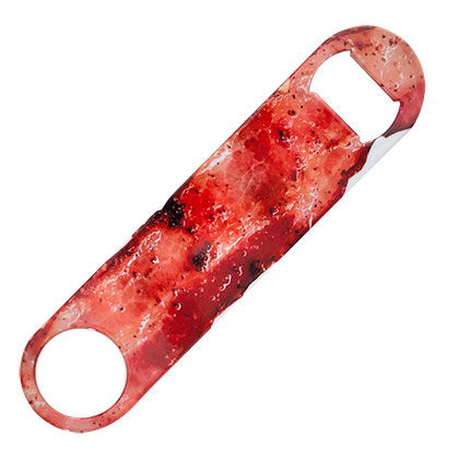 Bacon Blade Bottle Opener