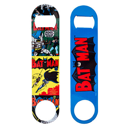 Batman Comic Bar Blade Speed Opener