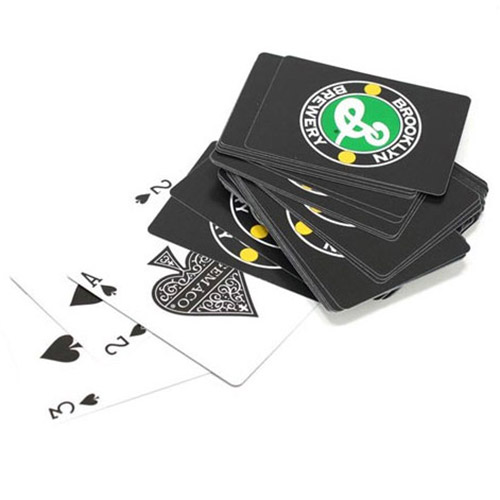 Brooklyn Brewery Poker Playing Cards Game