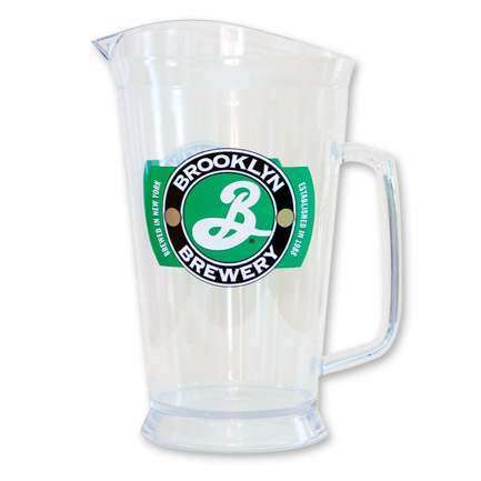 Brooklyn Brewery Beer Pitcher