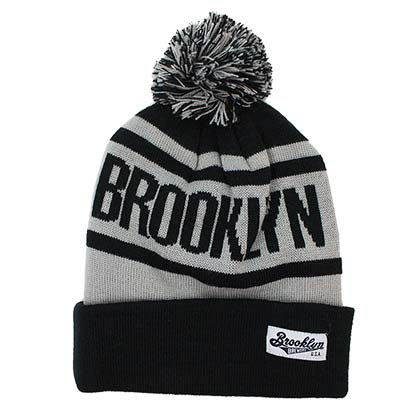 Brooklyn Brewery Winter Pom Beanie