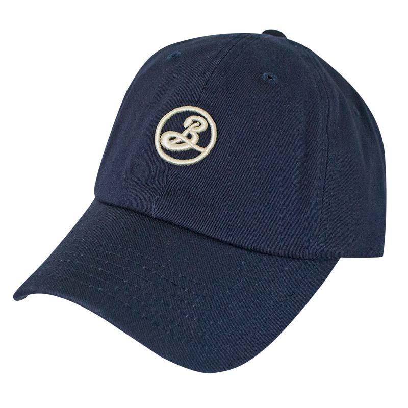 Brooklyn Brewery Navy Blue Dad Hat