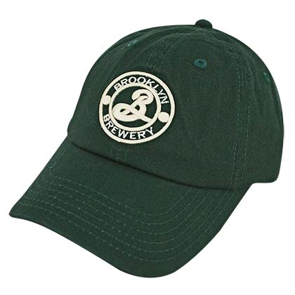 Brooklyn Brewery Men's Green Dad Hat