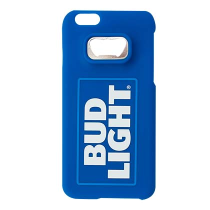 Bud Light iPhone Bottle Opener Case