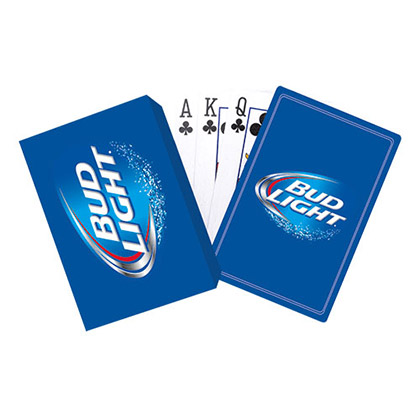Bud Light Deck Of Cards