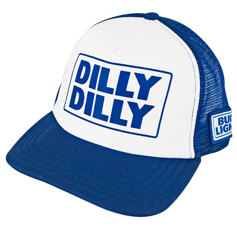 Bud Light Dilly Dilly Snapback Trucker Hat