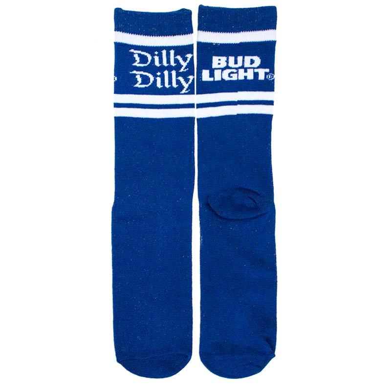 Bud Light Dilly Dilly Socks