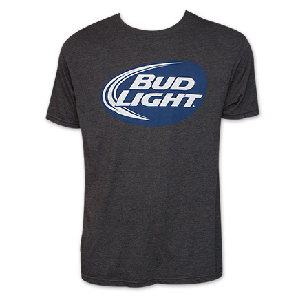 Bud Light Label Men's Shirt