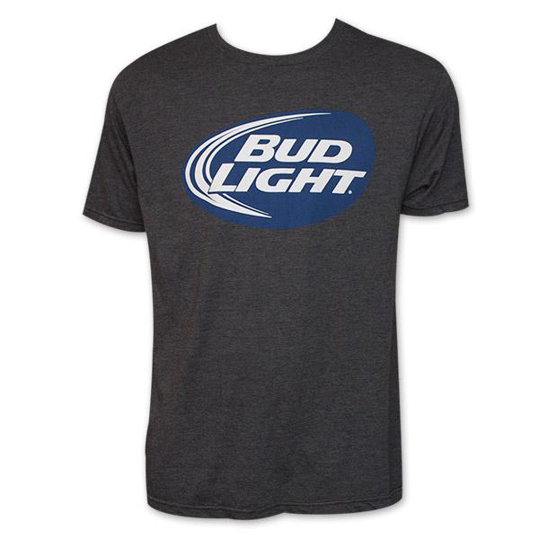 Bud Light Label Men's Shirt
