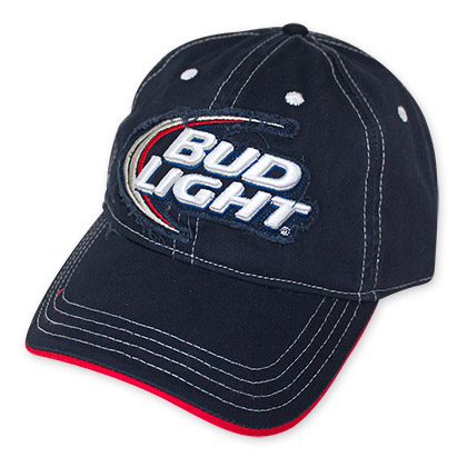 Bud Light Men's Blue Hat