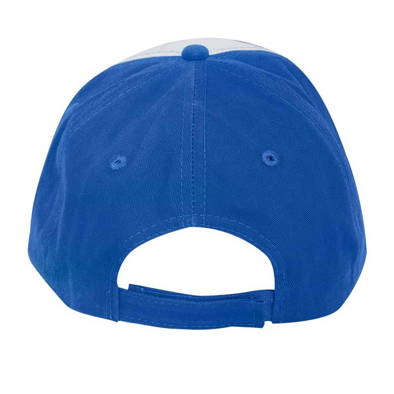 Bud Light Adjustable Blue & White Hat